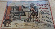 Vintage Reproduction 1900s Glenwood N Elmwood by tennesseehills, $20.00