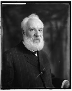 23 best a g bell images on pinterest in 2018 alexander graham bell on march alexander graham bell inventor of the first practical telephone was born did you know bell proposed using ahoy as the standard greeting when m4hsunfo