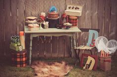 Lots of great ideas for boy birthday party themes in this blog post @ www.spaceshipsandlaserbeams.com #boypartyideas