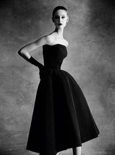 Dior Esprit Exhibition - Extract from the Dior New Couture Patrick Demarchelier book