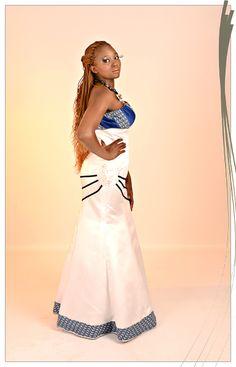 AfroRust - African Inspired Wedding Dress Design House | Ghana
