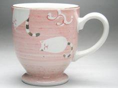 Cat Mug (Japan)