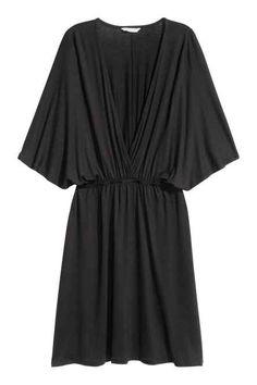 Short jersey dress