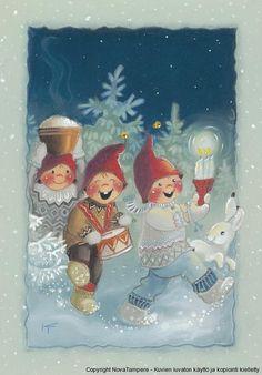 special noel - Page 3 Christmas Tale, Noel Christmas, Christmas Cards, Xmas, Vintage Christmas Images, Christmas Pictures, Illustrator, Scandinavian Kids, Baumgarten
