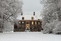 Winter Colonial Style