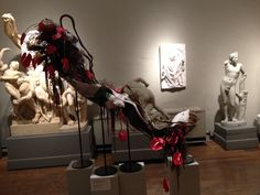 Closer view. PAFA in Bloom 2014.