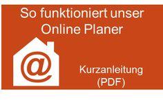 Der Primus Online Ofenplaner - Kurzanleitung