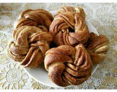 Estonian bread with cinnamon
