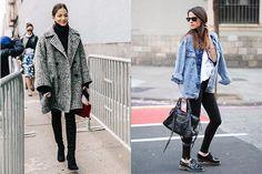 cómo combinar prendas oversize abrigos Cosplay, Outfits, Gifs, Wraps, Elegant, Style, Suits, Kleding, Outfit