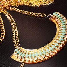 """""""Half Moon"""" Necklace"""