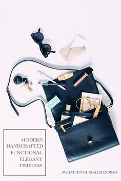 want list: cuyana shoulder bag