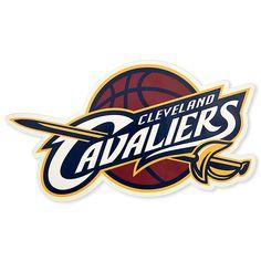 Applied Icon NBA Cleveland Cavaliers Outdoor Logo Graphic- Small - The Home Depot Pet Logo, Cavs Logo, Outside Fans, Nba Cleveland, Cavaliers Cleveland, Nba Basketball Teams, Football, Outdoor Logos, Sports Team Logos