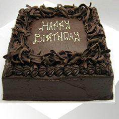 Chocolate Cake to India IGPC024