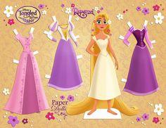 Tangled: The Series - Cassandra and Rapunzel paper dolls Disney Diy, Disney Crafts, Punk Disney, Disney Tangled, Princess Disney, Disney Ideas, Disney Princesses, Princess Party, Paper Toys