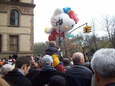 Macys Thanksgivings Day parade