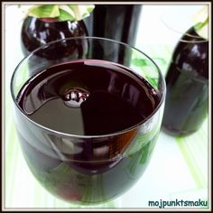 Red Wine, Alcoholic Drinks, Pudding, Tableware, Glass, Desserts, Dots, Tailgate Desserts, Dinnerware