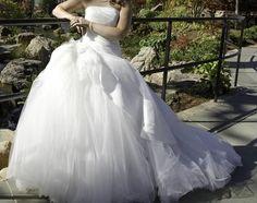 Vera Wang Vw351026 Wedding Dress $815