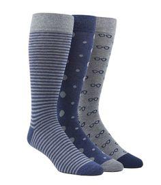 The Navy Sock Pack Socks with null Navy Socks, Men's Socks, Gq Magazine, Perfect Gift For Him, Dress Socks, Fashion Socks, Pattern Fashion, Pocket Squares, Strawberry Juice
