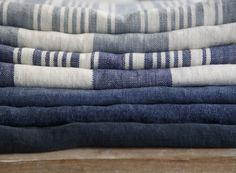 Col. Miami Beach ,  #LesCreationsdelaMaison @Grupo Lamadrid ... líneas naúticas en lino lavado ideal para combinar con denim
