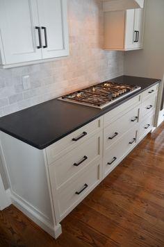 amerock satin nickel westerly bar home cabinet pulls pinterest rh pinterest com Artistic Cabinet Pulls Vintage Kitchen Cabinets