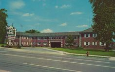https://flic.kr/p/8XZVZb | Valley Park Drive-In Hotel - Youngstown, Ohio | The Most Modern Motorist Hotel in Ohio 70 Units - Completely Air-Conditioned 24-Hour Telephone Service Coffee Shop on Premises Two Minutes' Walk from Downtown On State Route No. 7 and U.S. Route No. 62 525 WICK AVENUE - YOUNGSTOWN, OHIO. AAA Approved. Telephone: RIverside 3-1141  Mailed from Youngstown, Ohio to Mr. & Mrs. B. Kemp of Brookfield, Wisconsin on October 14, 1964:  Hello to you! We got here at ...