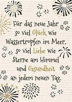 Neujahresgruss Karten Download Kostenlos Silvester Happy New Year, Hand Lettering, Texts, Origami, Words Quotes, Easter, Arabic Calligraphy, Decor, Rat