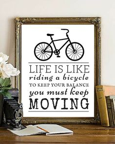 Life Quotes, Keep Moving Print, Motivational poster, Printable poster, Wall art, Instant download, Printable quote, Digital poster