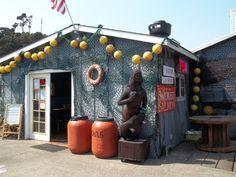 Sea Pal Cove Restaurant - Fort Bragg, CA