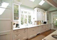 <White Kitchen Cabinets> White Kitchen Cabinets White Kitchen #Cabinets