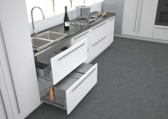 Kitchen Features & Accessories - Taupo Kitchens. Custom kitchens ...