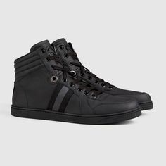 Viaggio Collection high-top sneaker