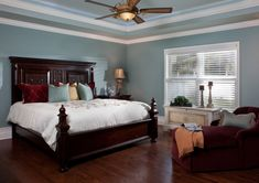 13 Best Master Bedroom Tray Ceiling images | Master bedrooms ...