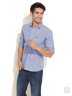 Wrangler // Peppy Pin Stripe Shirt