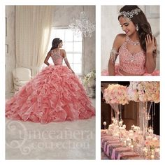 Quinceanera Ideas | Quinceanera Theme Ideas | Quinceanera Centerpieces | Quinceanera Cake | Quinceanera Makeup |