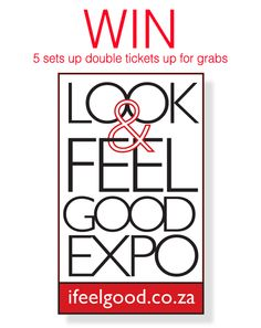 COMPETITION CLOSED Hair & Beauty Scope has 5 sets of double tickets to give-away for the Look & Feel Good Expo Visit www.hairscope.co.za to enter <3 Feel Good, Competition, Hair Beauty, Feelings, Feeling Great Quotes, Cute Hair