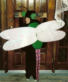 dragonfly costume & 12 best Fire fly costumes images on Pinterest | Costume ideas Bug ...