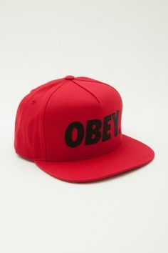 ce9634d2b06 THE CITY SNAPBACK HAT Obey Beanie
