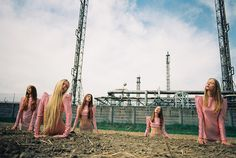 Army of Me by Michal Pudelka, via Flickr