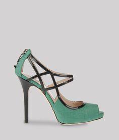 Giorgio Armani Platform Sandals #Accessories #Shoes