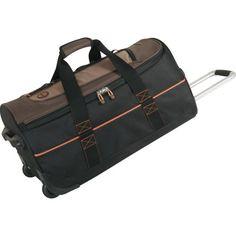 Timberland Luggage Jay Peak 24 Inch Wheeled Duffle, Cocoa, One Size Timberland $99.00 http://smile.amazon.com/dp/B007ROSLI0/ref=cm_sw_r_pi_dp_Zxv9ub0GAY2CG
