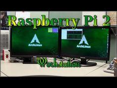Raspberry Pi 2 Workstation ★Geeking Off★