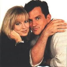 Vicky & Jake. They would need to come in character (before that other soap killed her off...)