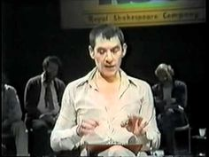 "Breathtakingly amazing: Ian McKellen in 1979 analyzing Macbeth's ""Tomorrow and tomorrow and tomorrow""."