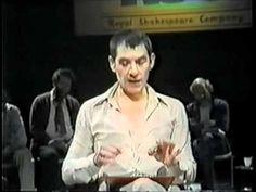 "Breathtakingly amazing: Ian McKellen in 1979 analyzing Macbeth's ""Tomorrow and tomorrow and tomorrow""."