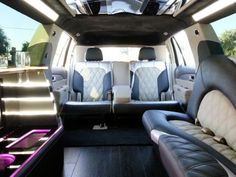 2013 Black 140-inch Lincoln MKX Limousine for sale #1439