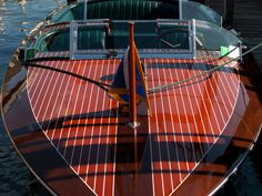 Mahogany Wood Boat Designs | Hacker-Craft Boat Company, Inc.