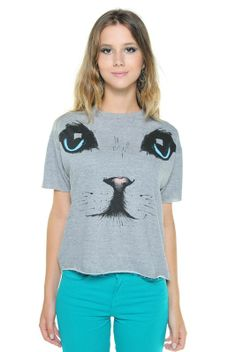 Camiseta Cats Spikes