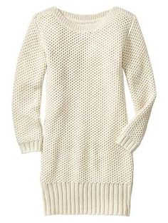 Honeycomb sweater dress | Gap