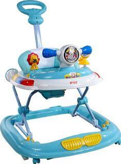 Baby Walker – Andador con actividades – Primeros Passos ARTI Ufo 6310AT Blue