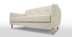 Ballot Almond Sofa - Sofas & Ottomans - Bryght | Modern, Mid-Century and Scandinavian Furniture